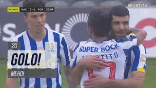 GOLO! FC Porto, Mehdi aos 20', CD Nacional 0-1 FC Porto