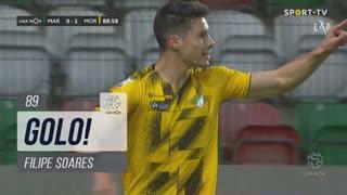 GOLO! Moreirense FC, Filipe Soares aos 89', Marítimo M. 0-2 Moreirense FC