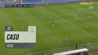 FC Porto, Caso, Pepe aos 32'