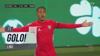 GOLO! Gil Vicente FC, Lino aos 71', Gil Vicente FC 2-0 CD Nacional