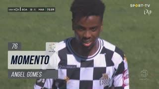 Boavista FC, Jogada, Angel Gomes aos 76'