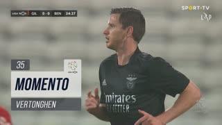 SL Benfica, Jogada, Vertonghen aos 35'