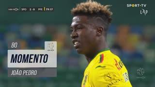 FC P.Ferreira, Jogada, João Pedro aos 80'