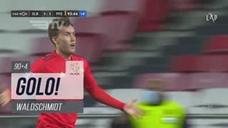 GOLO! SL Benfica, Waldschmidt aos 90'+4', SL Benfica 2-1 FC P.Ferreira
