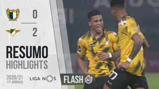 I Liga (17ªJ): Resumo Flash FC Famalicão 0-2 Moreirense FC