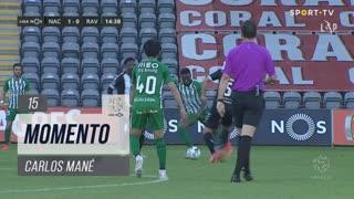 Rio Ave FC, Jogada, Carlos Mané aos 15'