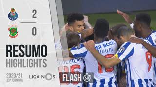 Liga NOS (23ªJ): Resumo Flash FC Porto 2-0 FC P.Ferreira