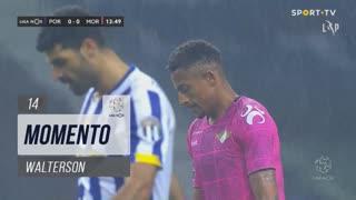Moreirense FC, Jogada, Walterson aos 14'