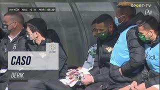 Moreirense FC, Caso, Derik aos 6'