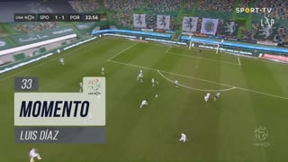 FC Porto, Jogada, Luis Díaz aos 33'