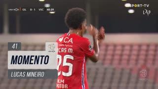 Gil Vicente FC, Jogada, Lucas Mineiro aos 41'