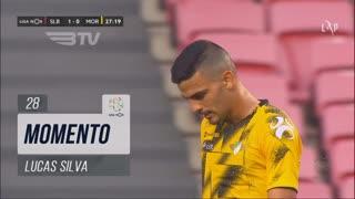 Moreirense FC, Jogada, Lucas Silva aos 28'