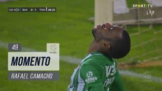 Rio Ave FC, Jogada, Rafael Camacho aos 49'
