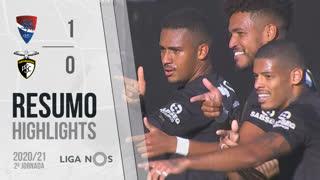 I Liga (2ªJ): Resumo Gil Vicente FC 1-0 Portimonense