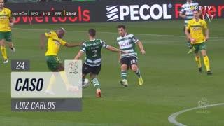 FC P.Ferreira, Caso, Luiz Carlos aos 24'