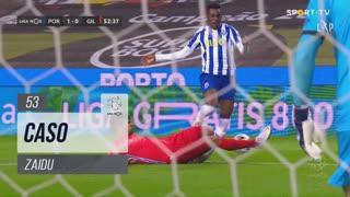 FC Porto, Caso, Zaidu aos 53'