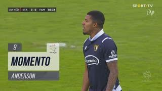 FC Famalicão, Jogada, Anderson aos 9'
