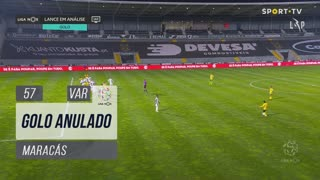 FC P.Ferreira, Golo Anulado, Maracás aos 57'