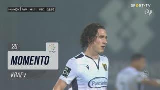 FC Famalicão, Jogada, Kraev aos 26'