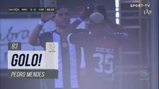 GOLO! CD Nacional, Pedro Mendes aos 83', CD Nacional 2-2 SC Farense