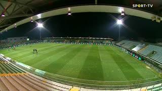 CD Tondela x Sporting CP: Confere aqui a constituição das equipas!
