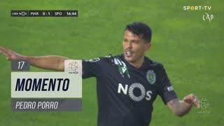 Sporting CP, Jogada, Pedro Porro aos 17'
