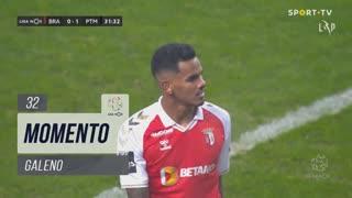 SC Braga, Jogada, Galeno aos 32'