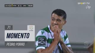 Sporting CP, Jogada, Pedro Porro aos 71'