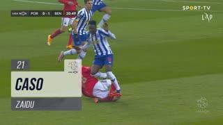FC Porto, Caso, Zaidu aos 21'