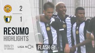 I Liga (16ªJ): Resumo Flash CD Nacional 2-1 FC Famalicão