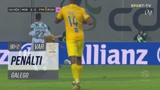 Moreirense FC, Penálti, Galego aos 90'+2'