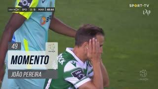 Sporting CP, Jogada, João Pereira aos 49'