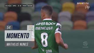 Sporting CP, Jogada, Matheus Nunes aos 54'
