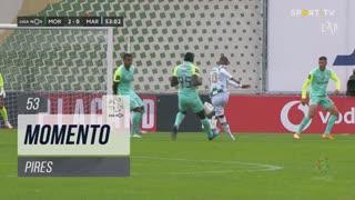 Moreirense FC, Jogada, Pires aos 53'