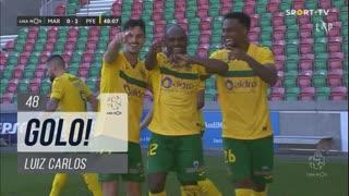GOLO! FC P.Ferreira, Luiz Carlos aos 48', Marítimo M. 0-2 FC P.Ferreira
