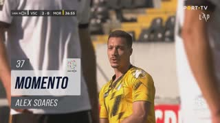 Moreirense FC, Jogada, Alex Soares aos 37'