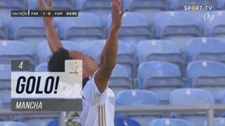 GOLO! SC Farense, Mancha aos 4', SC Farense 1-0 FC Famalicão