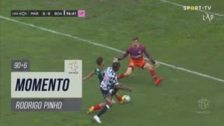 Marítimo M., Jogada, Rodrigo Pinho aos 90'+6'