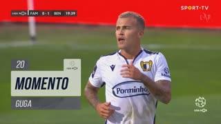 FC Famalicão, Jogada, Guga aos 20'