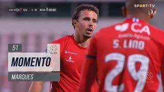 Gil Vicente FC, Jogada, Marques aos 51'