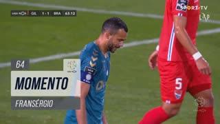 SC Braga, Jogada, Fransérgio aos 64'