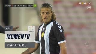 CD Nacional, Jogada, Vincent Thill aos 46'