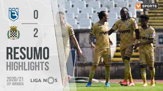 Liga NOS (25ªJ): Resumo Belenenses SAD 0-2 Boavista FC