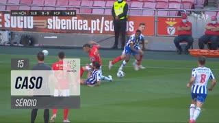FC Porto, Caso, Sérgio aos 15'