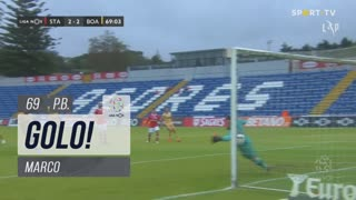GOLO! Boavista FC, Marco (p.b.) aos 69', Santa Clara 2-2 Boavista FC