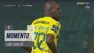 FC P.Ferreira, Jogada, Luiz Carlos aos 9'