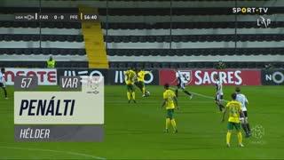 FC P.Ferreira, Penálti, Hélder aos 57'
