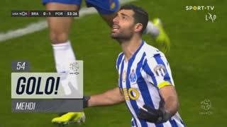 GOLO! FC Porto, Mehdi aos 54', SC Braga 0-2 FC Porto