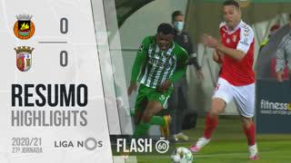 Liga NOS (27ªJ): Resumo Flash Rio Ave FC 0-0 SC Braga
