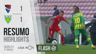 I Liga (4ªJ): Resumo Flash Gil Vicente FC 1-1 CD Tondela